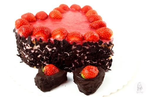 Erdbeersahnetorte (2)