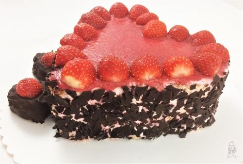 Erdbeersahnetorte (4)