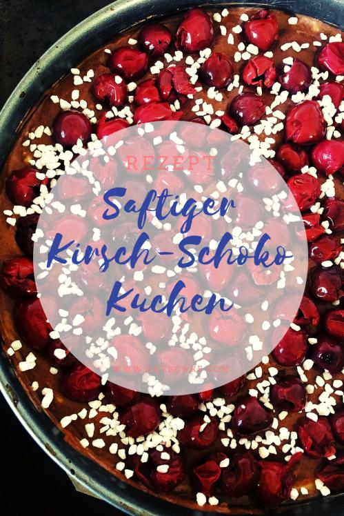 Kirsch Schoko Kuchen